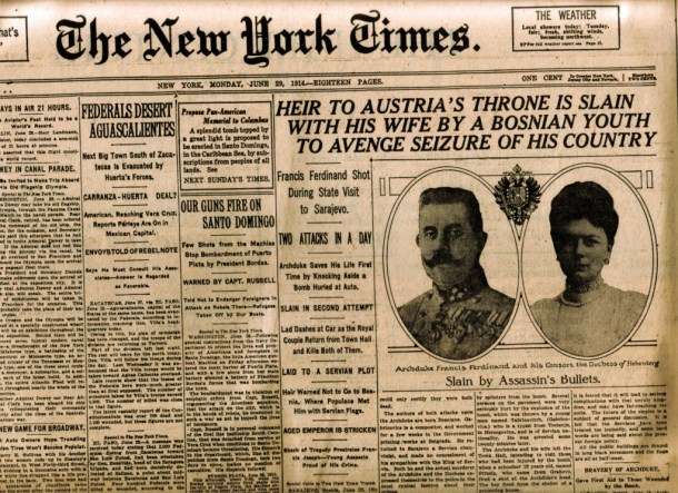 Headline_of_the_New_York_Times_June-29-1914