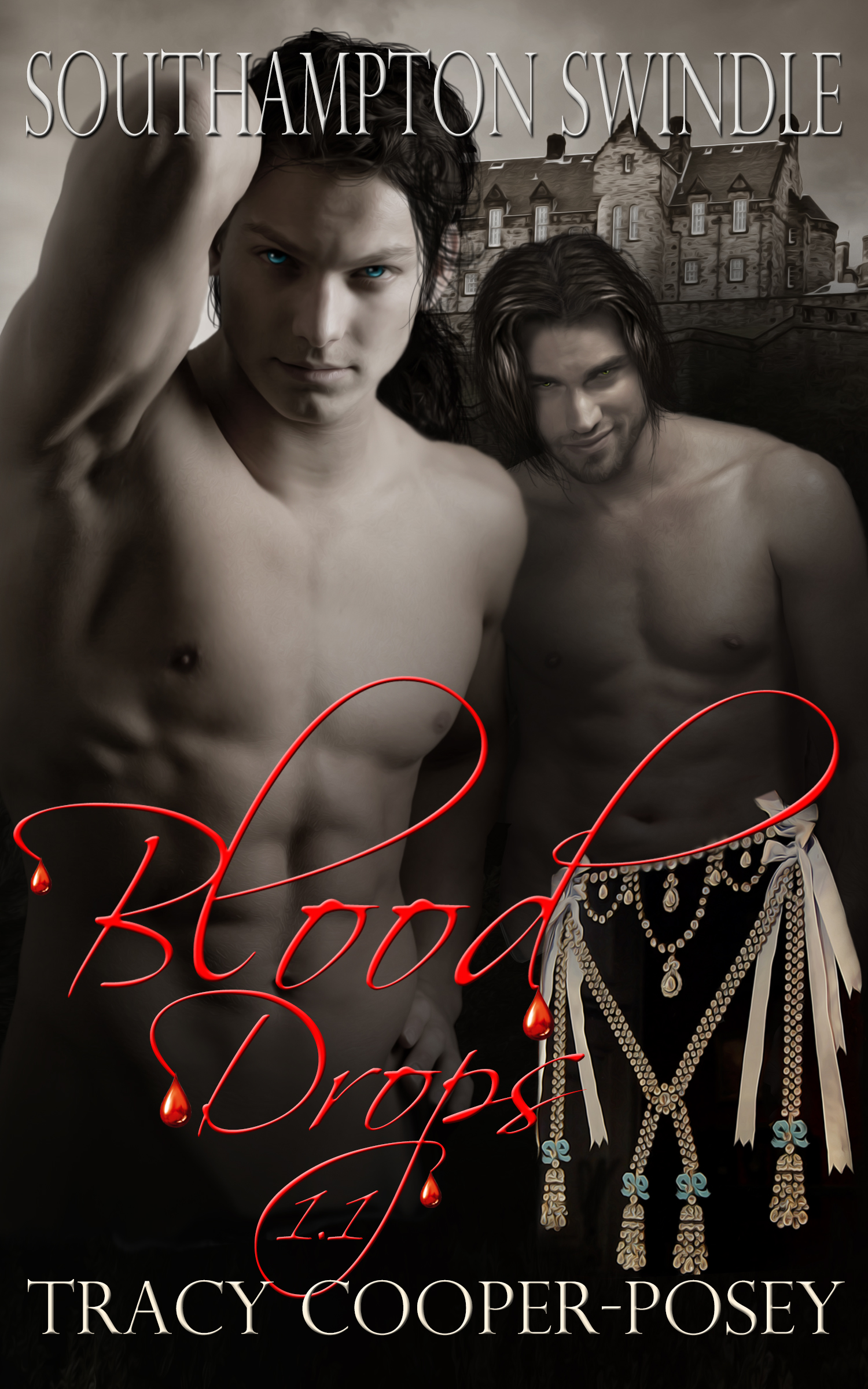 Paranormal historical erotic romance