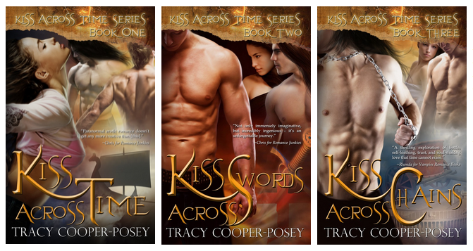 Kiss Across Series