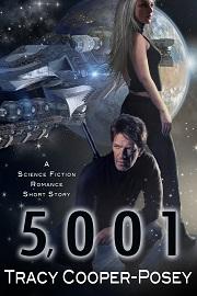 5,001 - Science Fiction Romance Short Story
