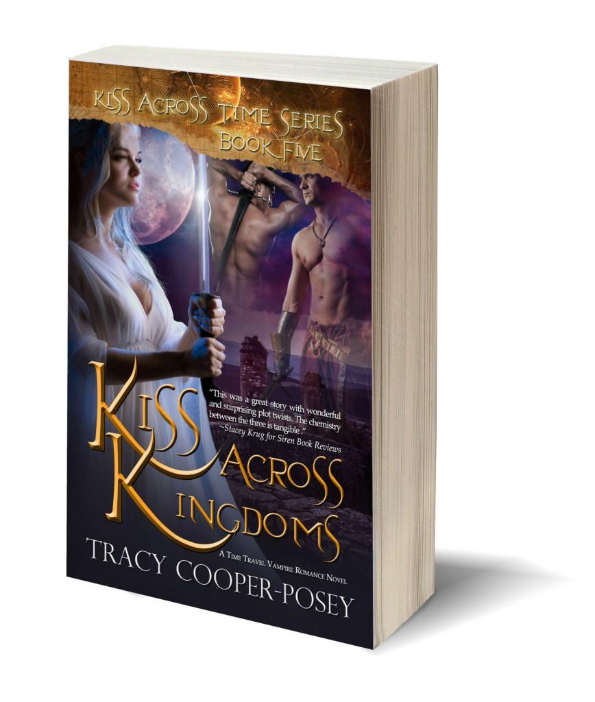 Kiss Across Kingdoms Cover