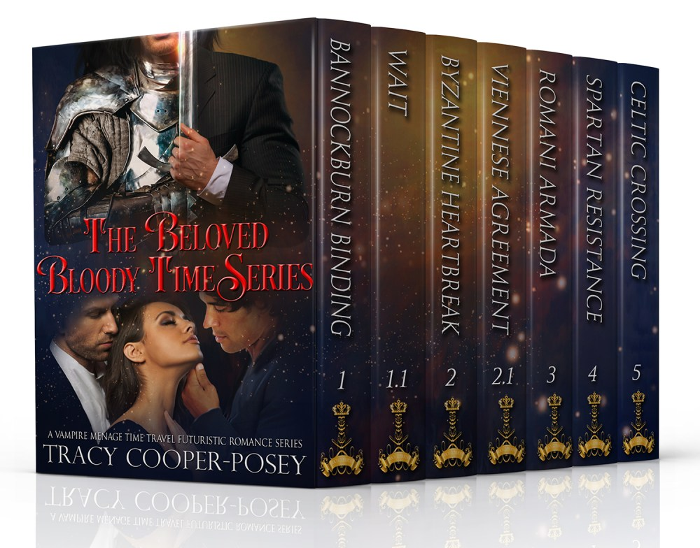 Beloved Bloody Time Series box set cover