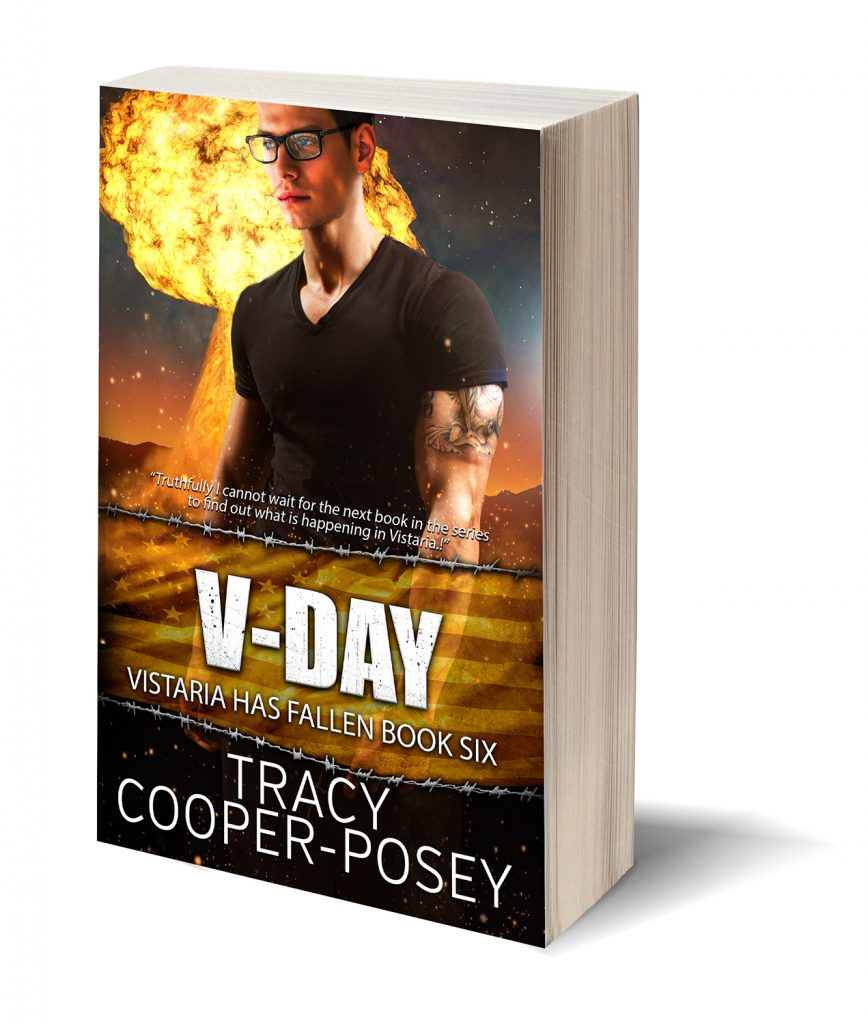 V-Day Cover