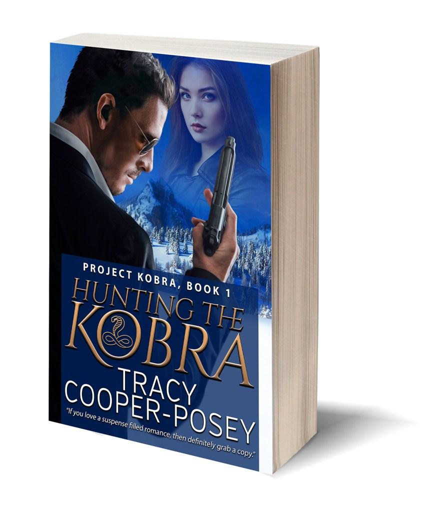 Hunting The Kobra Cover
