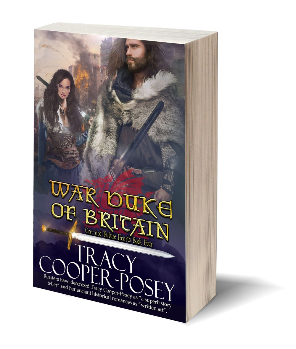 War Duke of Britain Cover