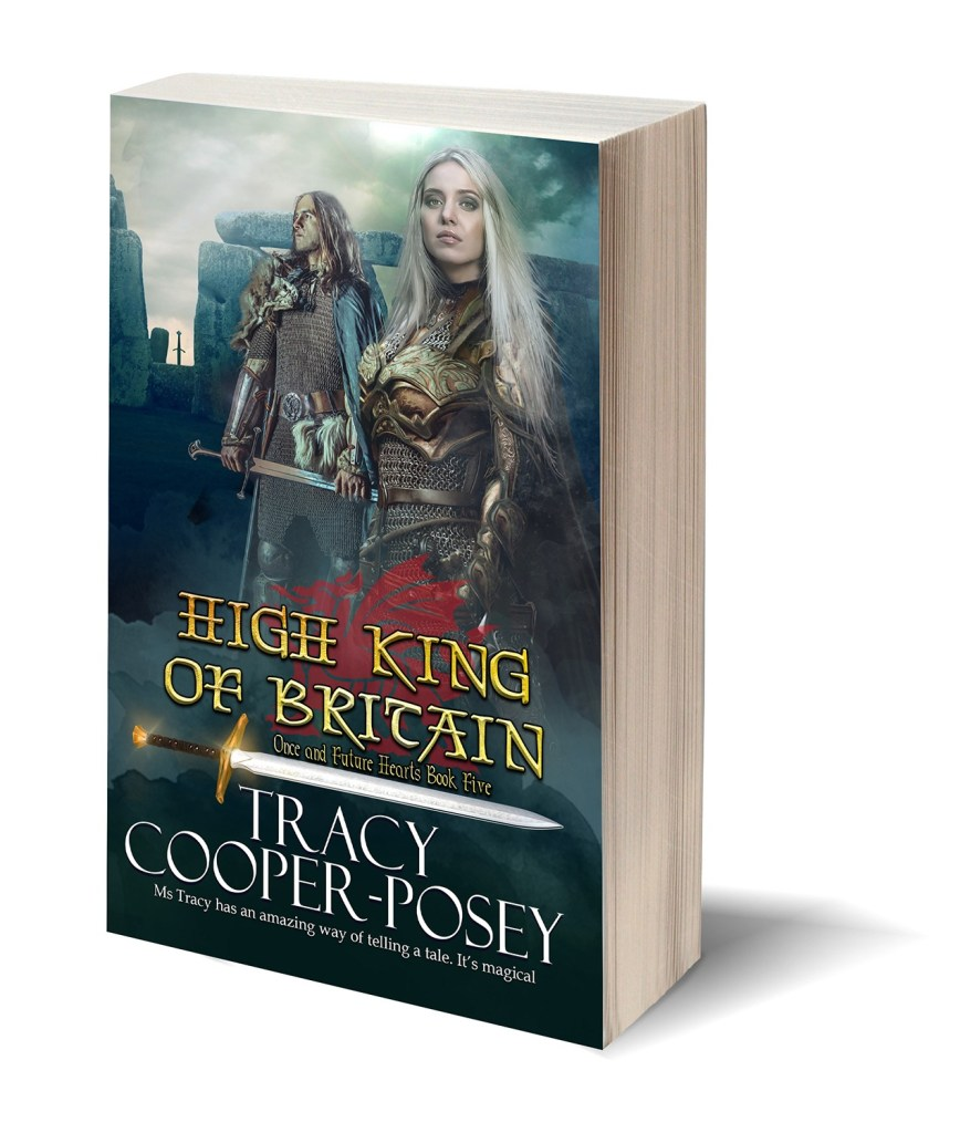 High King of Britain Cover