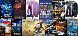 Kevin J. Anderson's Military SF Bundle