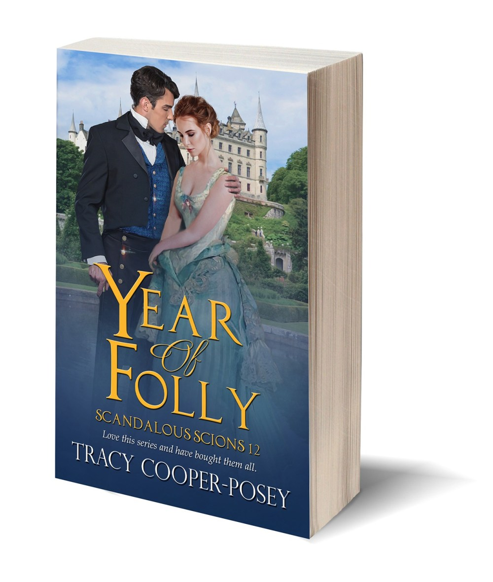 Year of Folly Cover