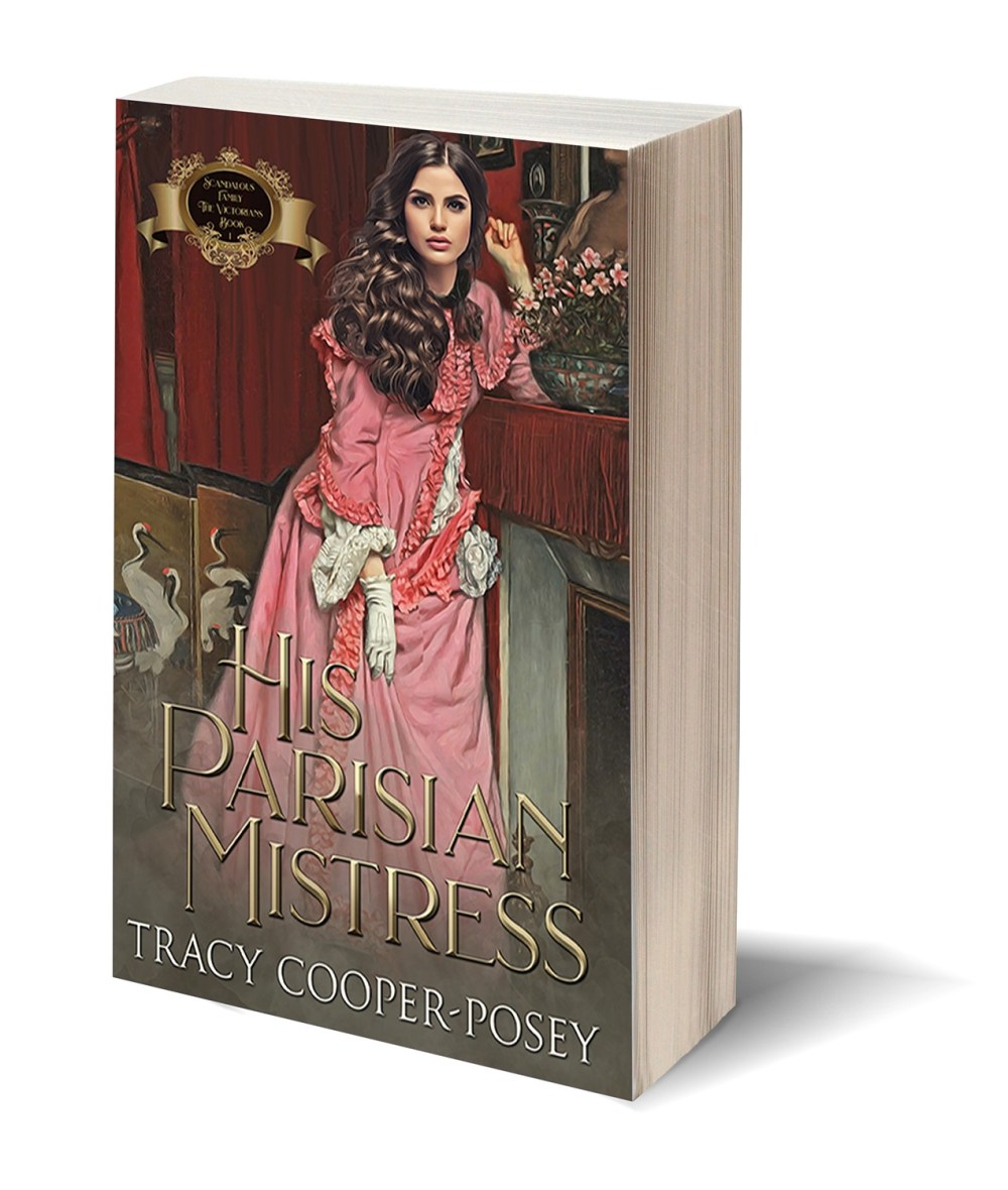 His Parisian Mistress Cover