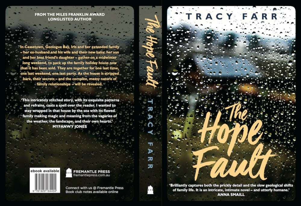The Hope Fault - cover