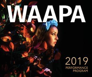 WAAPA 2019 cover