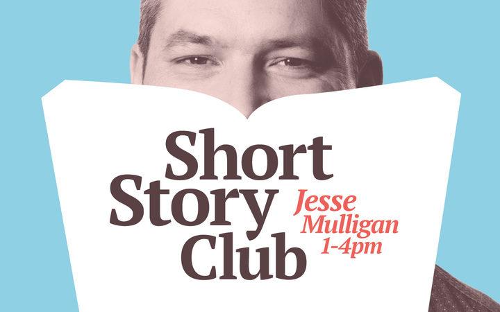 Jesse Mulligan Short Story Club on RNZ