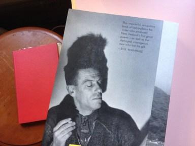 Back cover of Rachel Barrowman's biography of Mason.
