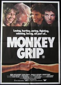 monkey-grip-film-poster