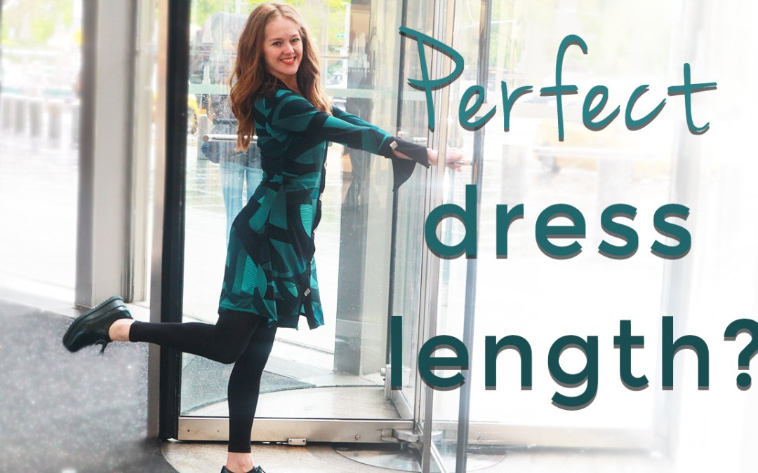How to dress when you are short for women over 40 - dress length for women over 40