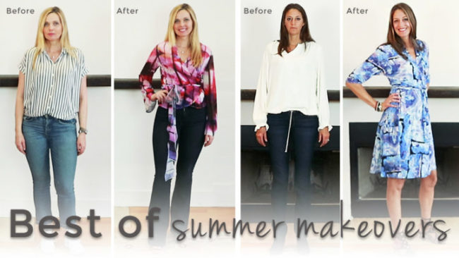 Style makeover for women over 40 - over 40 style makeover