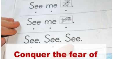 Conquer the Fear of Learning