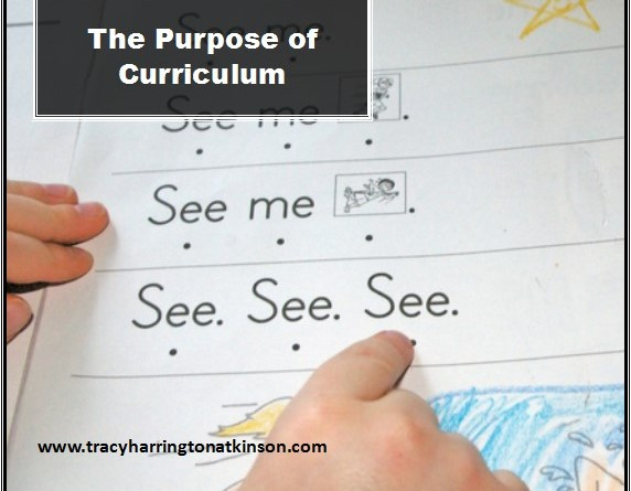 Curriculum Purpose