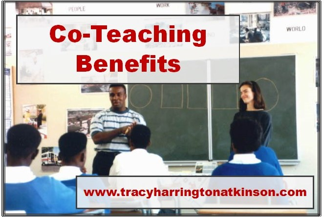 Co-teaching benefits both students and educators.