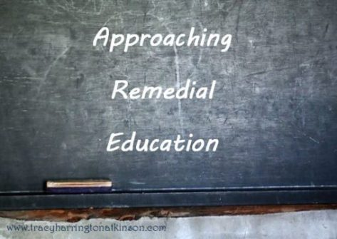 Approaching Remedial Education