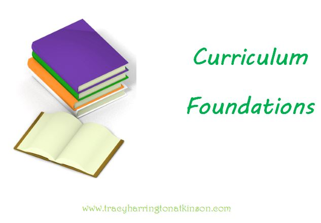 Curriculum Foundations