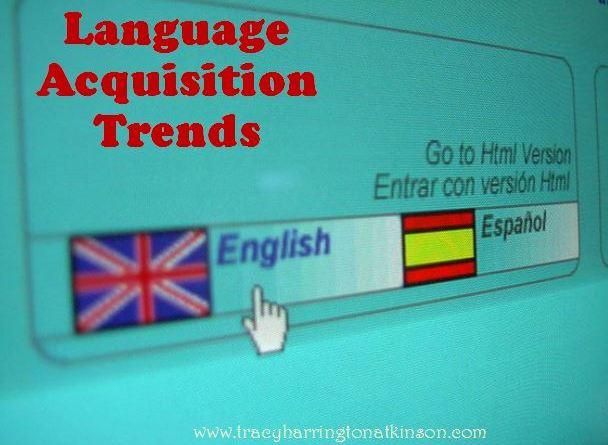 Language Acquisition Trends