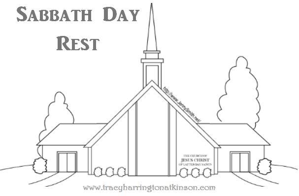 Sabbath Day Rest
