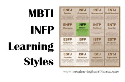 MBTI INFP (Introversion, Intuition, Feeling, Perceiving