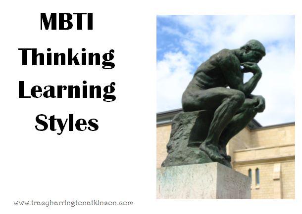 MBTI Thinking Learning Styles