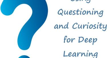 Using Questioning and Curiosity for Deep Learning