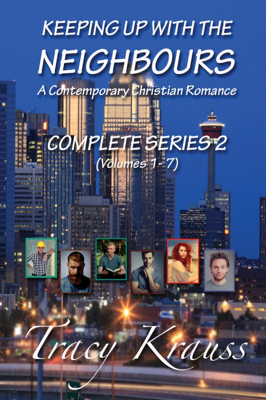 Keeping Up With the Neighbours: A Contemporary Christian Romance – Complete Series 2