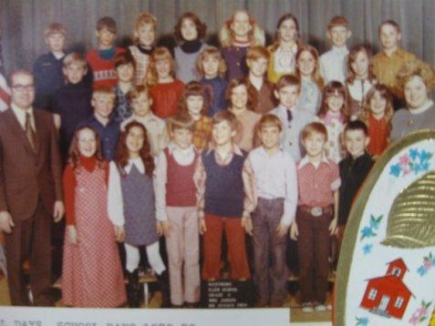 Mrs.-Jansens-5th-Grade-1972-73