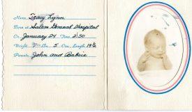 Tracy's-Hospital-Birth-Record