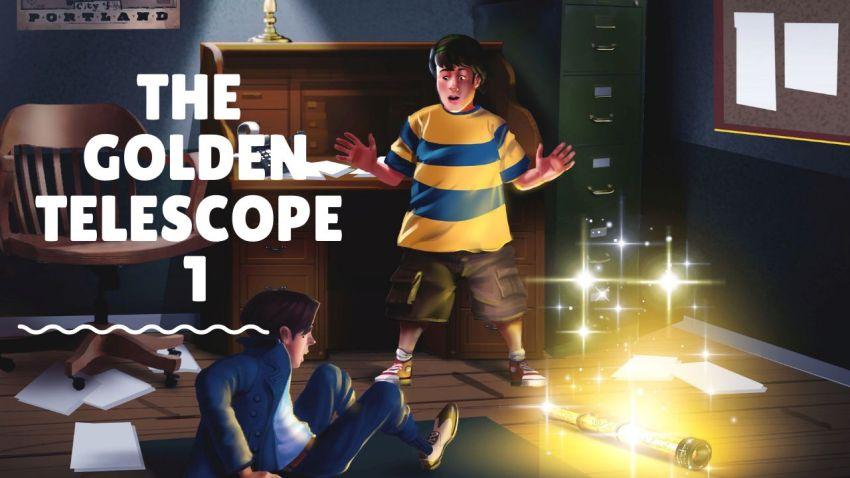 The Golden Telescope - Episode 1