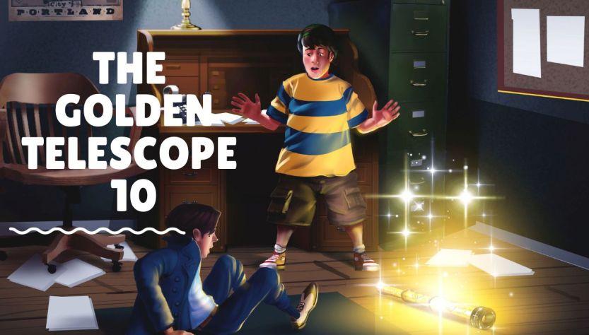 The Golden Telescope 10