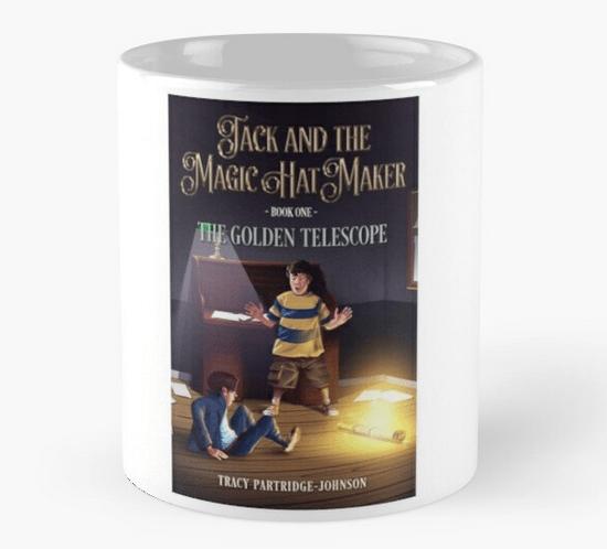 The Golden Telescope - Classic Mug