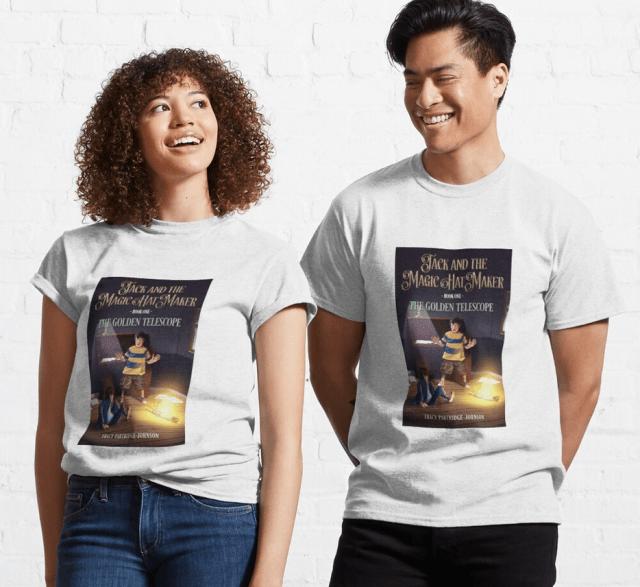 The Golden Telescope - Classic T-shirt