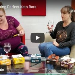 Taste Testing Perfect Keto Bars