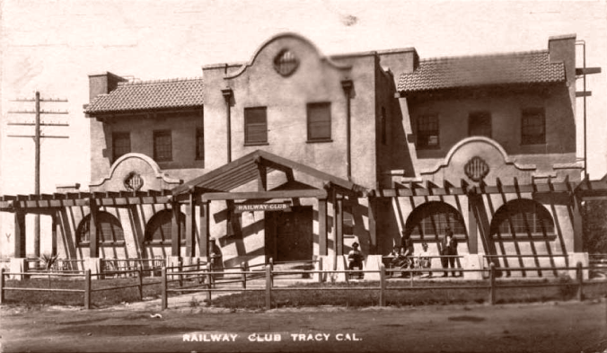 SP Tracy Railway Club (Photo)