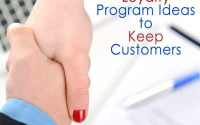 5 Customer Loyalty Program Ideas to Keep Customers