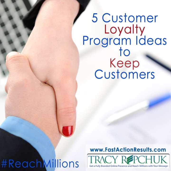 5 Customer Loyalty Program Ideas to Keep Customers