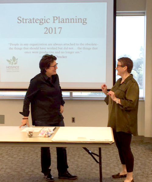Strategic Planning - Tracy Spears