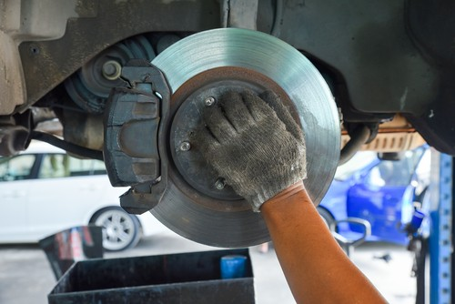 Time to Stop for a Brake Checkup | Wichita Auto Care