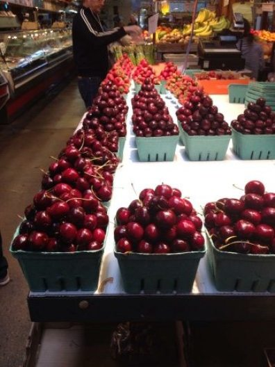 look at those cherries