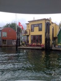 more floating homes