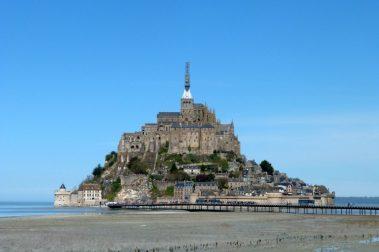 France - Mont St Michel Normandy France