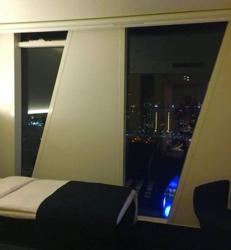 GREAT VIEW OUT THE ROOM