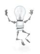 Dancing Lightbulb