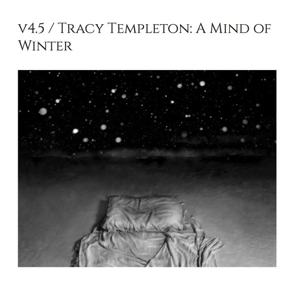 Tracy Templeton: A Mind of Winter (Od Review 4.5)