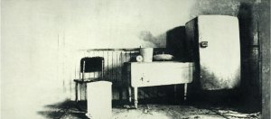 "Exhibitions (Flashbulb Memories (1997, 15x35"", 22x41""))"